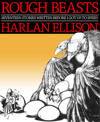 Rough Beasts by Harlan Ellison